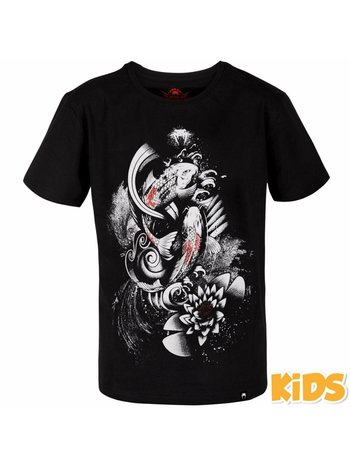 Venum Venum T Shirt Koi 2.0 Black Kids