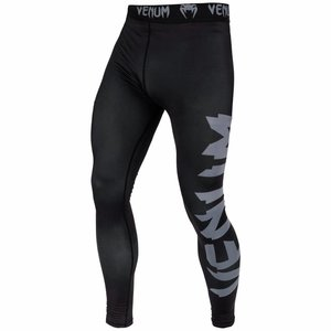 Venum Venum Legging Giant Spats Tights Black Grey