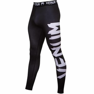 Venum Venum Legging Giant Spats Tights Black White