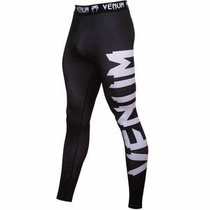 Venum Venum Legging Giant Spats Tights Schwarz Weiß