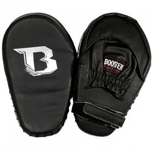 Booster Booster PML BC 2 Black Pad Pads Muay Thai Curved Mitts