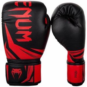 Venum Venum Boxing Gloves Challenger 3.0 Black Red