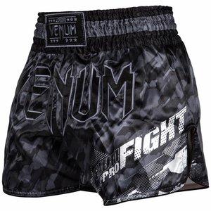 Venum Venum Thaibox ShortsTecmoDunkel Grau Muay Thai Shop Online