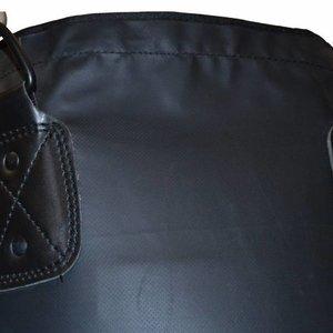 Punch Round™  Punch Round Punching Bag Vinyl 180x35 Black on Black