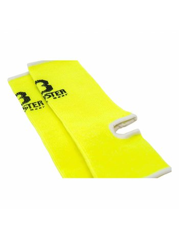 Booster Booster Ankle Guards AG ThaiYellow Booster Fightgear
