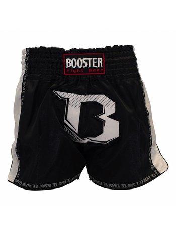 Booster Booster Kickboks Broekje TBT PRO Zwart Thaiboks Shorts