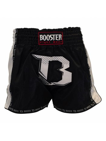 Booster Booster Muay Thai Hose TBT Pro Schwarz Booster Fight Store