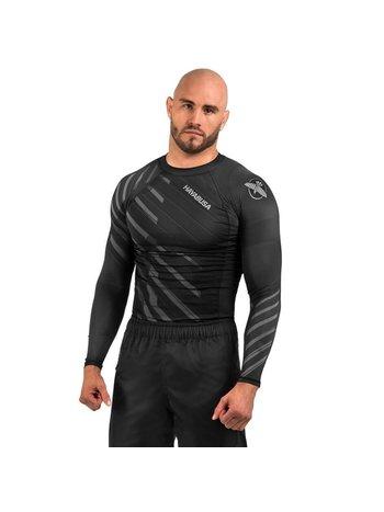 Hayabusa Hayabusa Rash Guard Odor Resist L/S Grau MMA Deutschland
