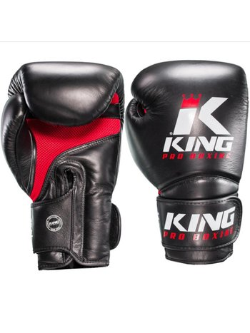 King Pro Boxing King Boxing Gloves KPB/BG Star Mesh 2 King Pro Boxing