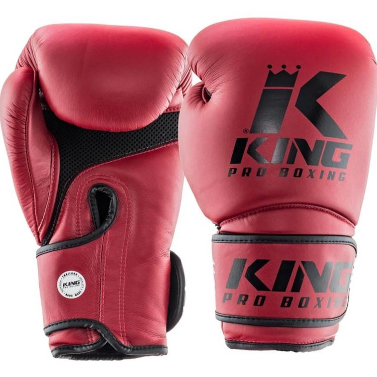 King Pro Boxing King Boxing Gloves KPB/BG Star Mesh 3 King Pro Boxing