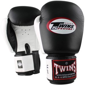 Twins Special Twins Boxing Gloves BGVL 3 Black White