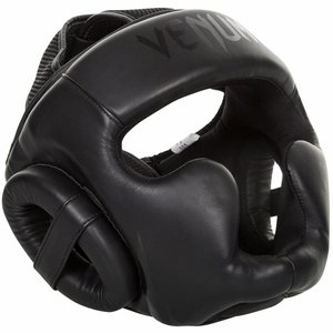 Venum Venum Challenger 2.0 Headgear Black Black Venum Fight Gear
