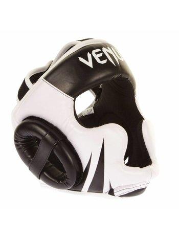 Venum Venum Gear Challenger 2.0 Headgear Black White Venum Europe