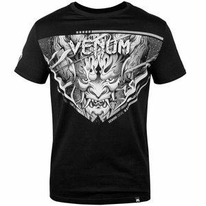 Venum Venum Bekleidung Devil T Shirt Weiß Schwarz