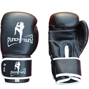 Punch Round™  Punch Round Kids Muay Thai Fighter Boxing Gloves