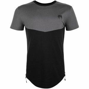Venum Venum Laser 2.0 T Shirt Schwarz Grau