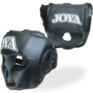 Joya Fight Wear Joya Junior Hoofdbeschermer Zwart Joya Fightgear