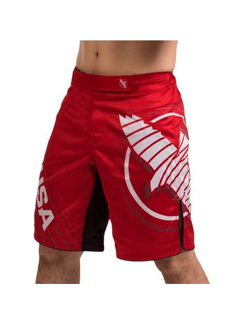Hayabusa Hayabusa Chikara 4.0 Fight Shorts Rood