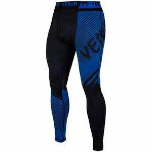 Venum Venum Legging NOGI 2.0 Tight Spats Zwart Blauw