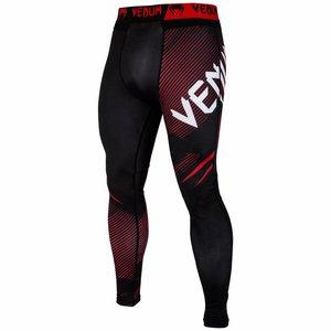 Venum Venum Legging NoGI 2.0 Spats Tights Schwarz Rot