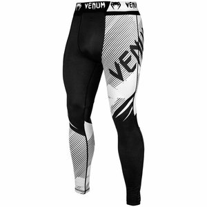 Venum Venum Legging NoGI 2.0 Tight Spats Zwart Wit