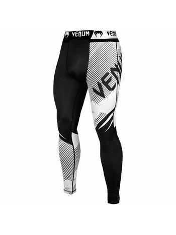 Venum Venum Legging NoGI 2.0 Tight Spats Zwart Wit
