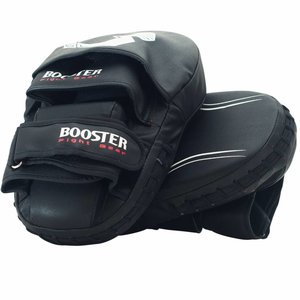 Booster Booster PML EXTREMEBlack Focus Mitts Curved Thai Pads