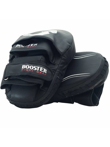 Booster Booster PML EXTREME Black Focus Mitts Curved Thai Pads