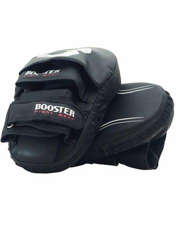 Booster Booster PML EXTREME Black Focus Mitts gebogen Thaise pads