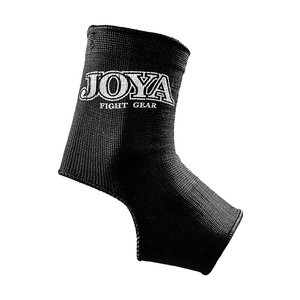 Joya Fight Wear Joya Enkel Sokjes Beschermers Black Joya Fight Gear