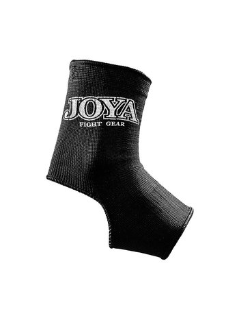 Joya Fight Wear Joya Ankle Guards Black by Joya Fight Gear