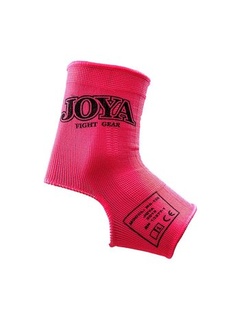 Joya Fight Wear Joya Ankle Supports Guards Pink by Joya Fight Gear