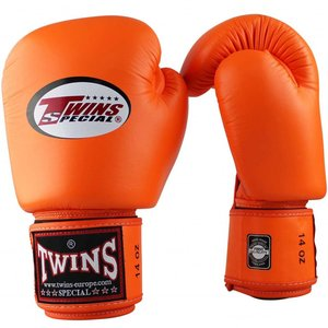 Twins Special Twins Boxing Gloves BGVL 3 Orange Twins Fightgear