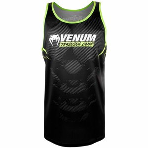 Venum Venum Training Camp 2.0 Tank Top Black Neo Yellow