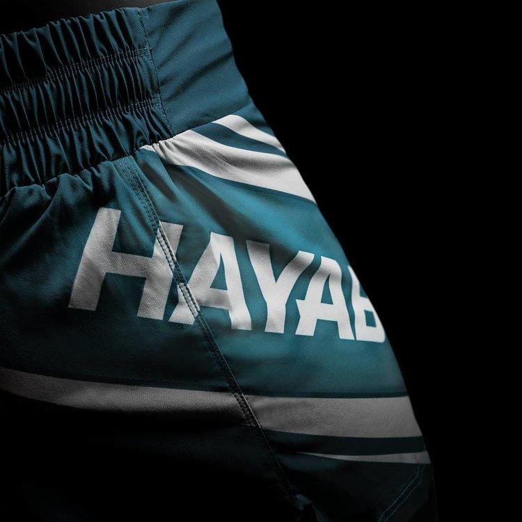 Hayabusa Hayabusa Muay ThaiKickboxing Shorts 2.0 Steel Blue