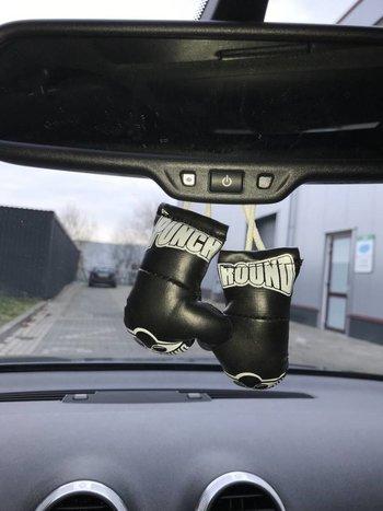 PunchR™  Punch Round Mini Carhanger Boxhandschuhe