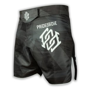 Pride or Die PoD Fight Short PRiDEorDiE DARK MATTER