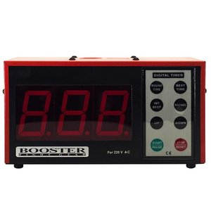 Booster Booster Boxing Clock Box Timer Digital DT 4