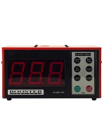 Booster Booster Boksklok Box Timer Digital DT 4
