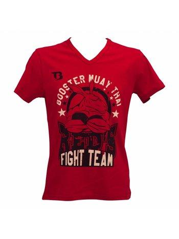 Booster Booster Reds Fightsports T-Shirt Känguru