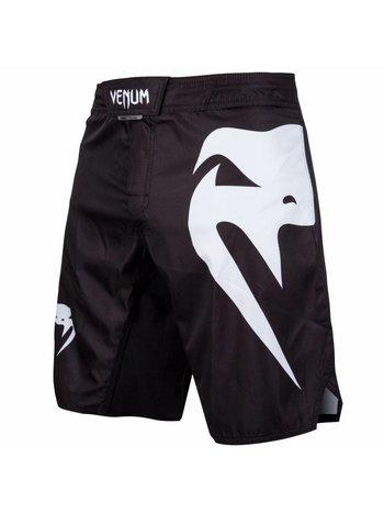 Venum Venum Light 3.0 MMA Fightshorts Black White
