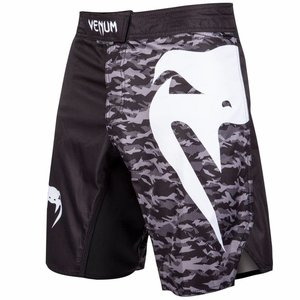 Venum Venum Light 3.0 MMA Fight Shorts Black Urban Camo