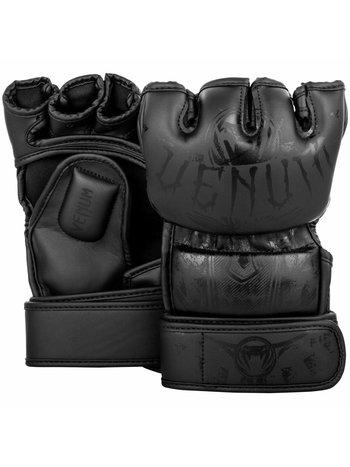 Venum Venum Gladiator 3.0 MMA Gloves Black Black Venum Gear