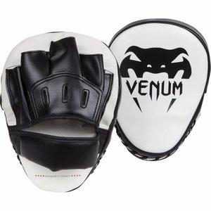 Venum Venum Light Focus Mitts White Black (Pair)