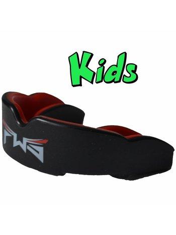 Fightwear Shop FWS Kids Mondbeschermer incl gratis Zipper Bag