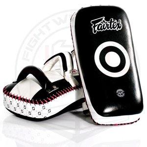 Fairtex Fairtex Muay Thai Kicking Pads gebogen KPLC2