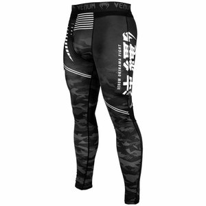 Venum Venum Legging OKINAWA 2.0 Spats Panty Zwart Wit