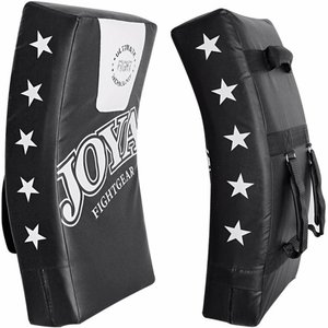 Joya Fight Wear Joya Fight Gear Kick Shield 70x35x15 cm Curved Schwarz
