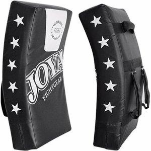Joya Fight Wear Joya Fight Gear Kick Shield Vinyl 70x35x15 cm Curved Zwart