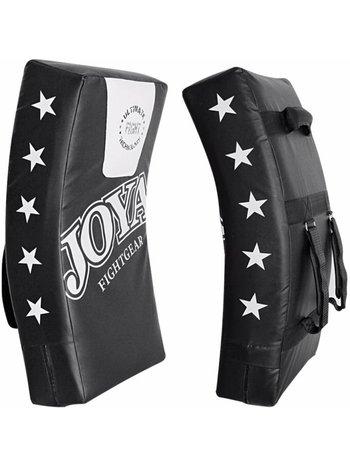 Joya Fight Wear Joya Fight Gear Kick Shield 70x35x15 cm Curved Schwarz